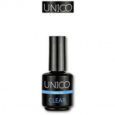 Le Click Gel Monofasico con Pennello ( Unico Clear ) UV&Led 14 ml