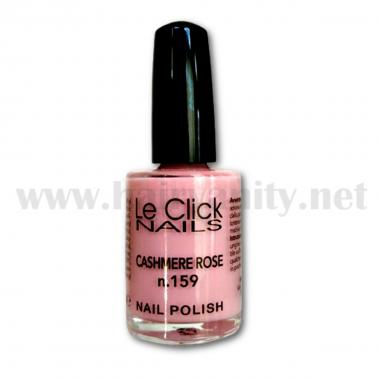Le Click Smalto n° 159 ( Cashmere Rose ) 15 ml.