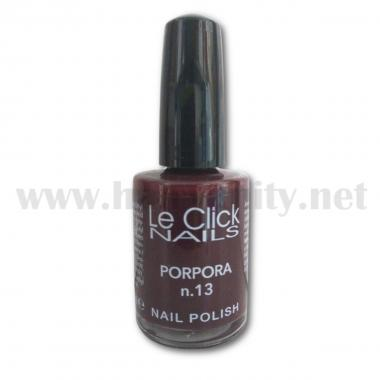 Le Click Smalto n° 13 ( Porpora ) 15 ml.