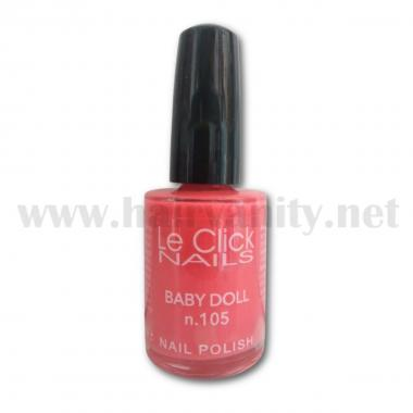 Le Click Smalto n° 105 ( Baby Doll ) 15 ml