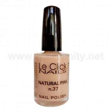 Le Click Smalto n° 37 ( Natural Pink ) 15 ml