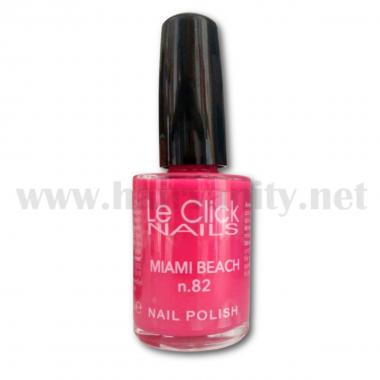 Le Click Smalto n° 82 ( Miami Beach ) 15 ml