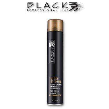 Black Lacca Spray Ultra Strong Antiumidità 500 ml